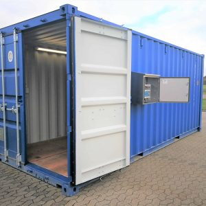 Ozon container