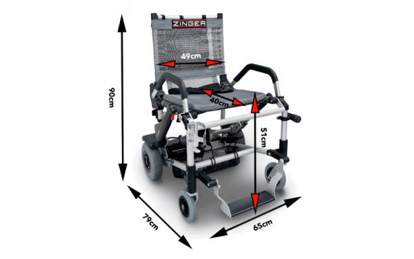 Zingerchair - El-kørestol